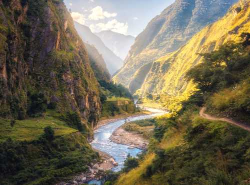 Wyprawa do Nepalu z Adą Stolarczyk