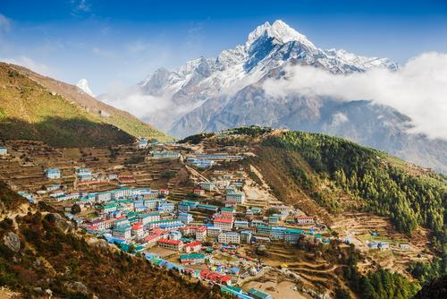 Wyprawa do Nepalu
